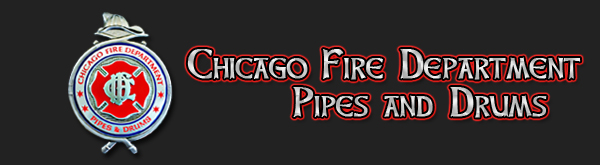 Chicago Fire Department Pipes & Drums